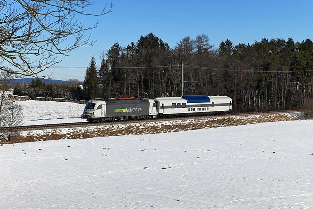 RailAdventure 183 500 Laubers (7745n)
