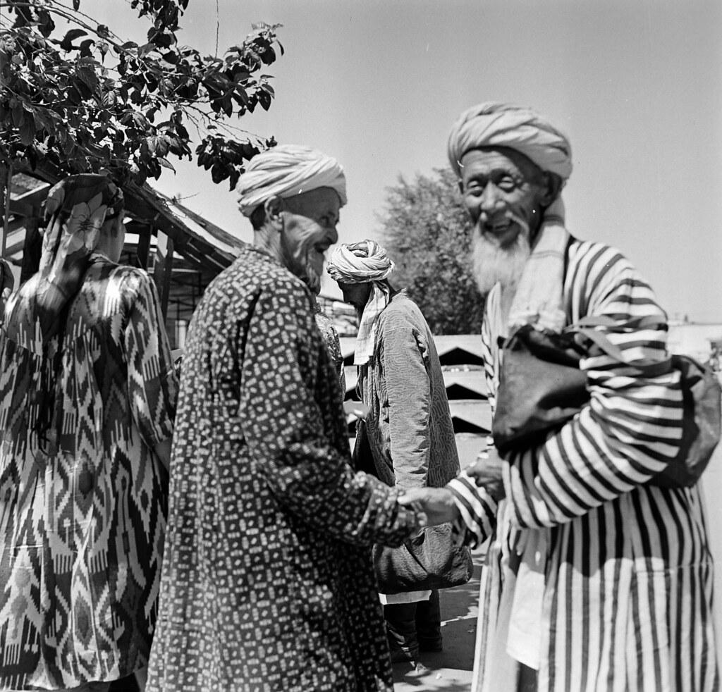 Самарканд. Сиабский базар (5)