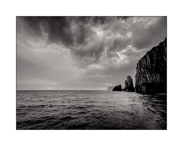 Black Rock, Storm Bay