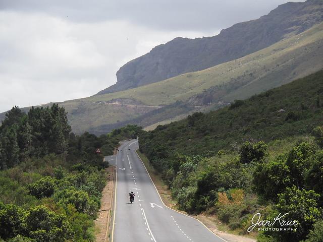 Up The Du Toitskloof Pass