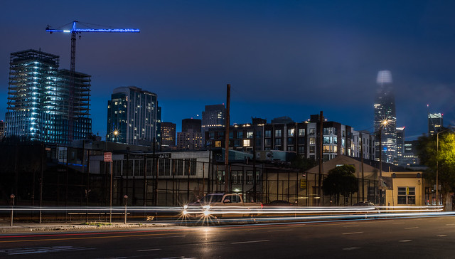 harrison street skyline