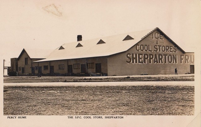 Ice and Cool Stores for Shepparton, Victoria - circa 1930s