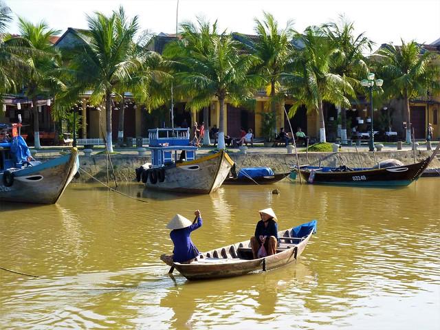Vietnam - Hoi An - Blue...