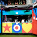 peter blake inspired food stall