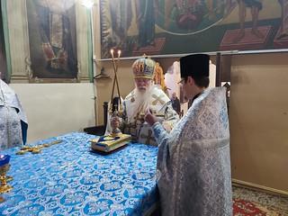 17.04.2021   Литургия в церкви апостола Филиппа