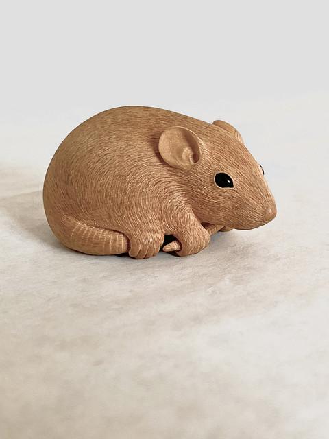 Mouse, After Tomokazu