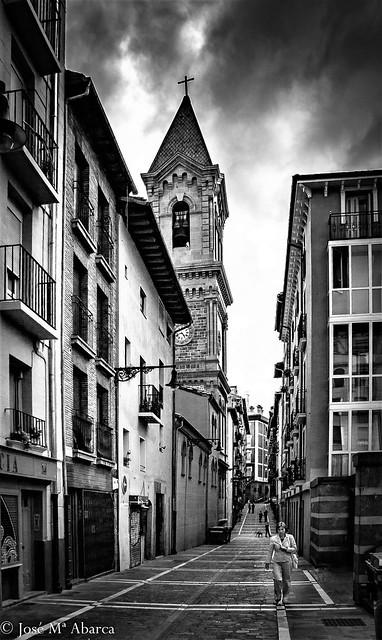 callejeando Pamplona