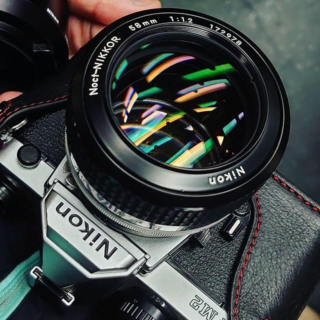 Nikon Noct 58mm f1.2 第十六夜傳說