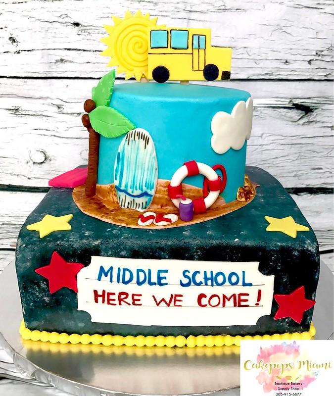 Cake by Cake Pops Miami