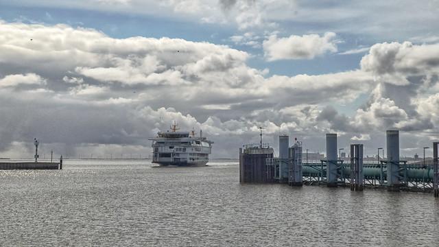 Veerboot naar Texel