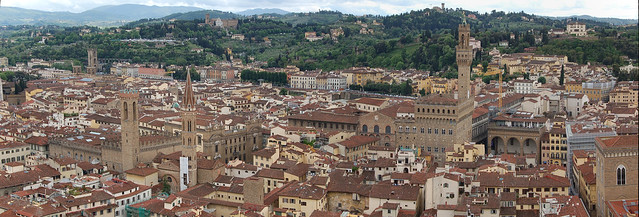 Firenze, vista dal Campanile-DSC_6608pan