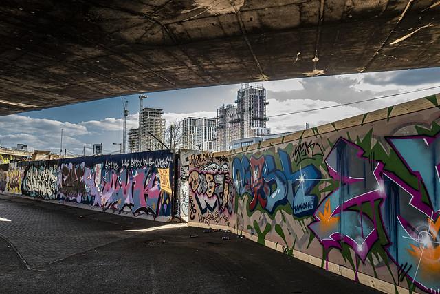 Under the Westway