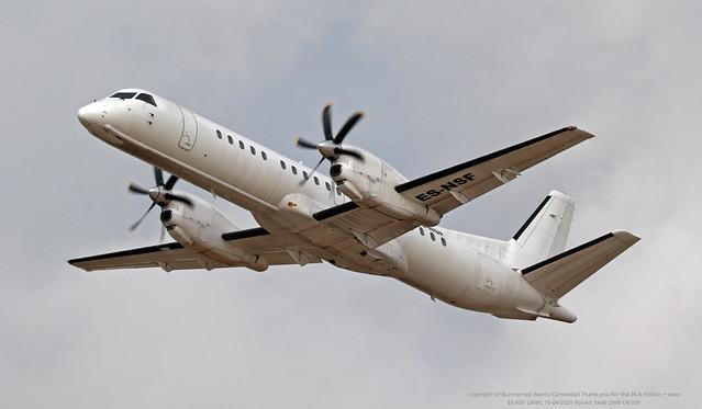 ES-NSF LMML 15-04-2021 NyxAir Saab 2000 CN 039