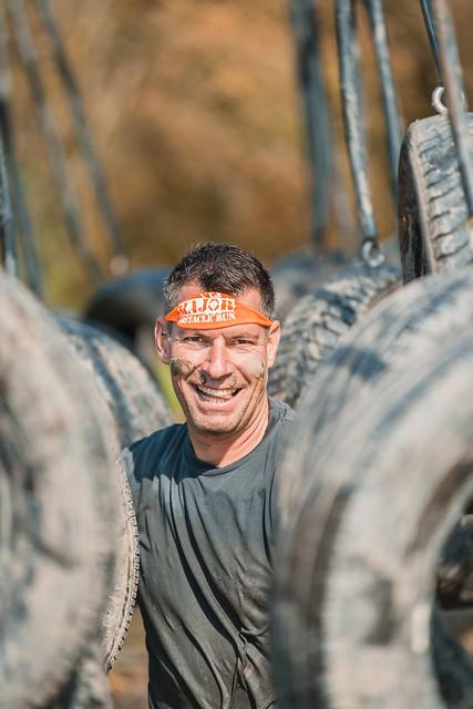 Mud runner.