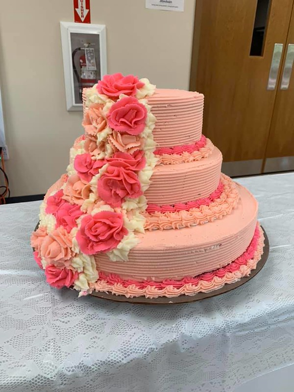 Cake by MaryBees Cakes LLC