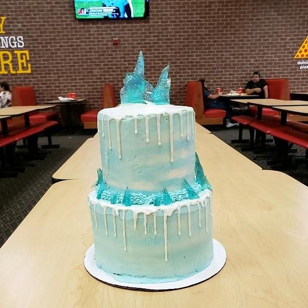 Cake by Little Indulgent Bakery