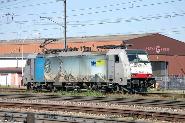 Railpool 186 103 Pratteln