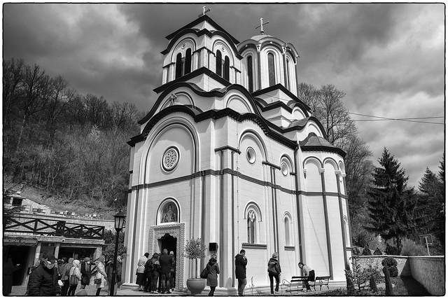 Манастир Тумане (Tuman monastery)