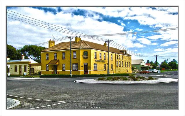 Seacombe House Private Hotel, Cnr Cox & Sackville Streets, Port Fairy, Victoria, Australia