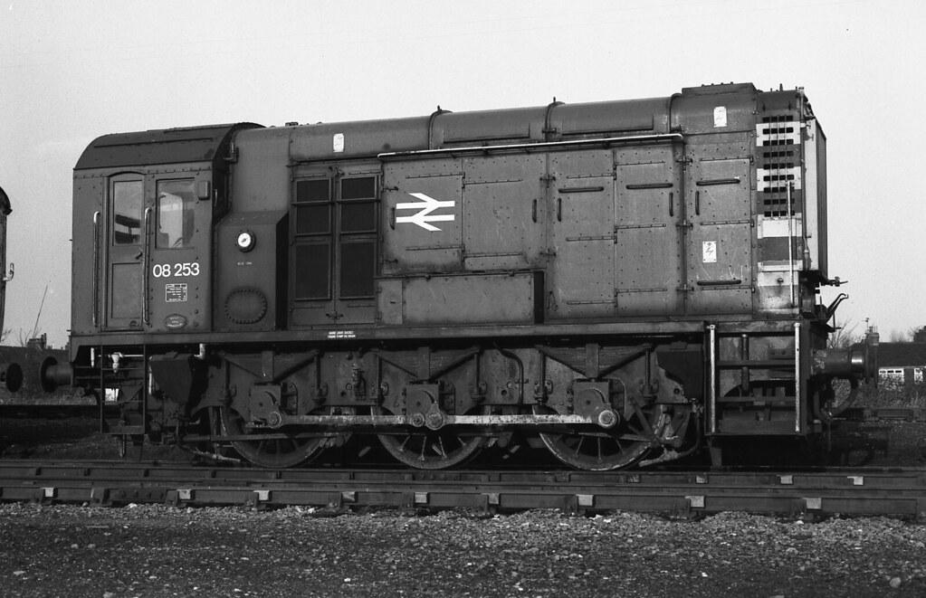 humb - 08253 king george dock hull 14-6-1984 JL