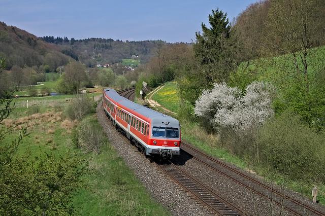 614 050 (DB) Alfalter | Pegnitztal