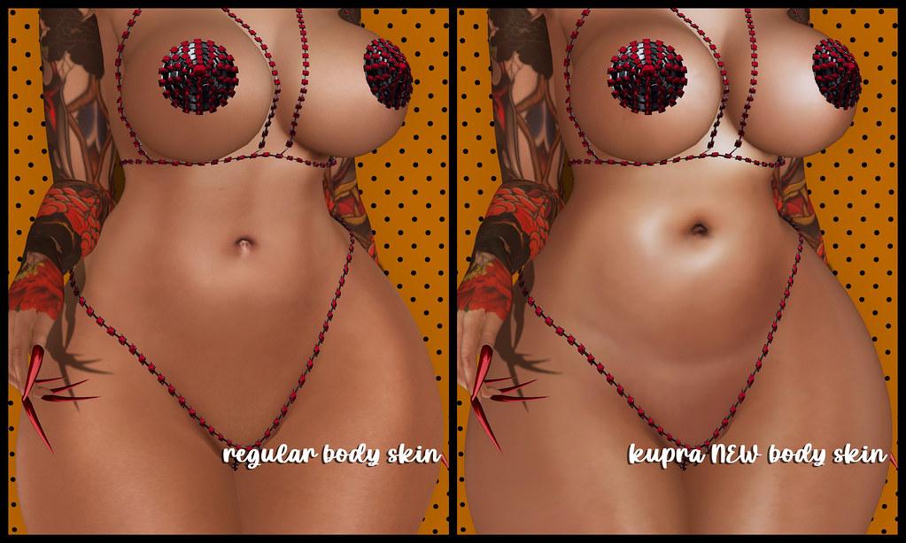 Modish BODY Skin