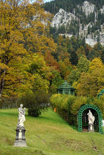 Linderhof Palace and Gardens, Bavaria