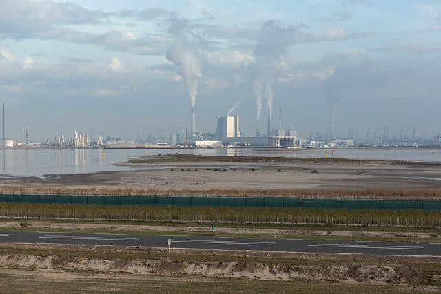 Rotterdam Maasvlakte II Harbour