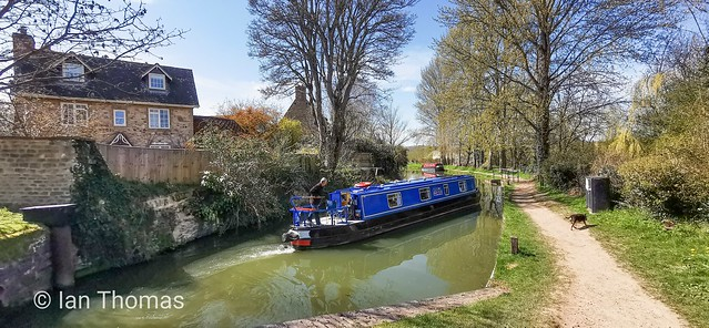 Oxfordshire Canal