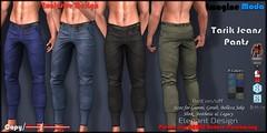 Tarik Pants Jeans