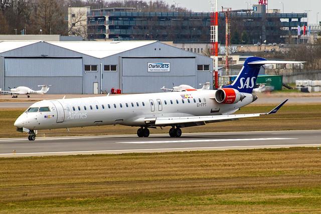 SAS Scandinavian Airlines l EI-FPT