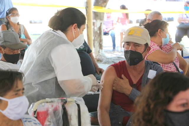 Cuarto día de vacunación contra Covid 19