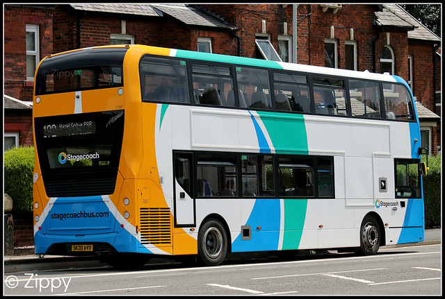 Stagecoach Manchester - 11507 SK20AVD