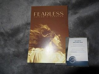 Capital One Exclusive Fearless (TV) Card