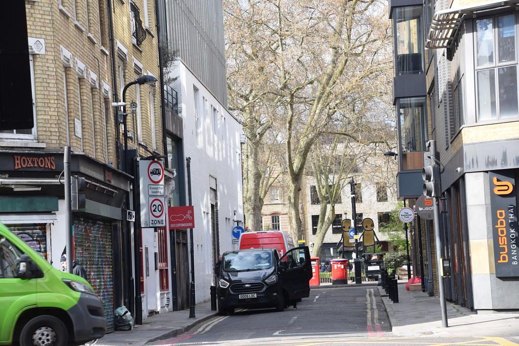 DSC_9428 Shoreditch London Rufus Street leading to Hoxton Square