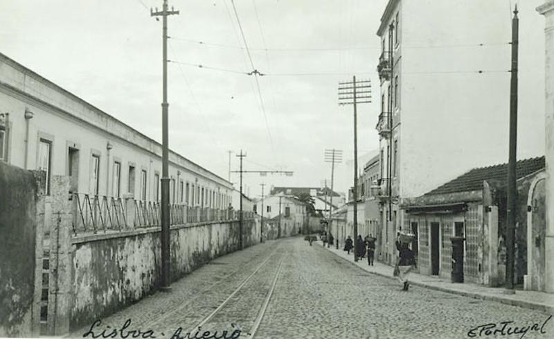 Arieiro, Lisboa (E.Portugal, 1938)