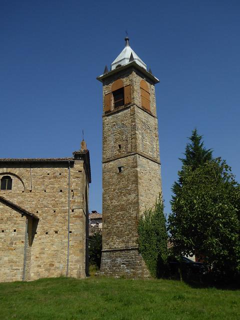 2020.09.13.009 EMILIA-ROMAGNA - VALLE DI SERRAMAZZONI - L'église