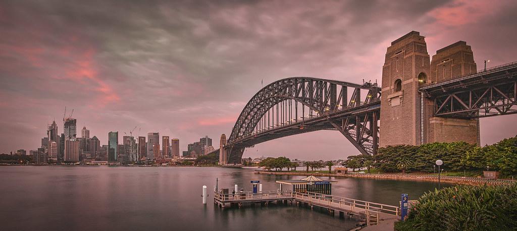 Jeffrey St Wharf - Sydney - NSW