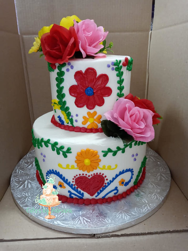 Cake from Cakes by Adriana in Fort Worth