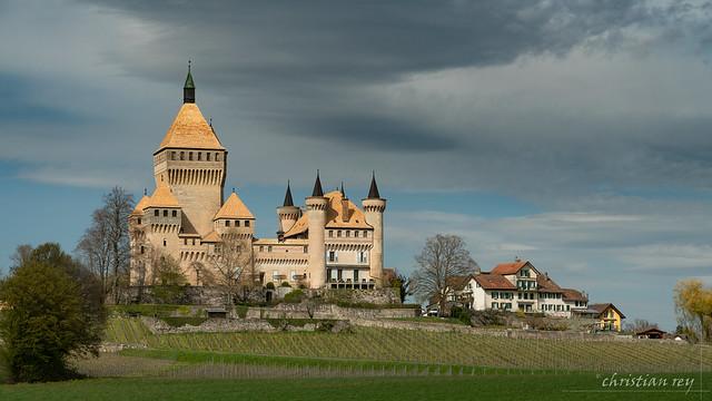 Vufflens-le-Château (Switzerland)