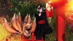 Honō - Neo-Japan SL Event Photo Contest 7 - Spunknbrains Resident