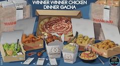 Junk Food - Winner Chicken Dinner Gacha