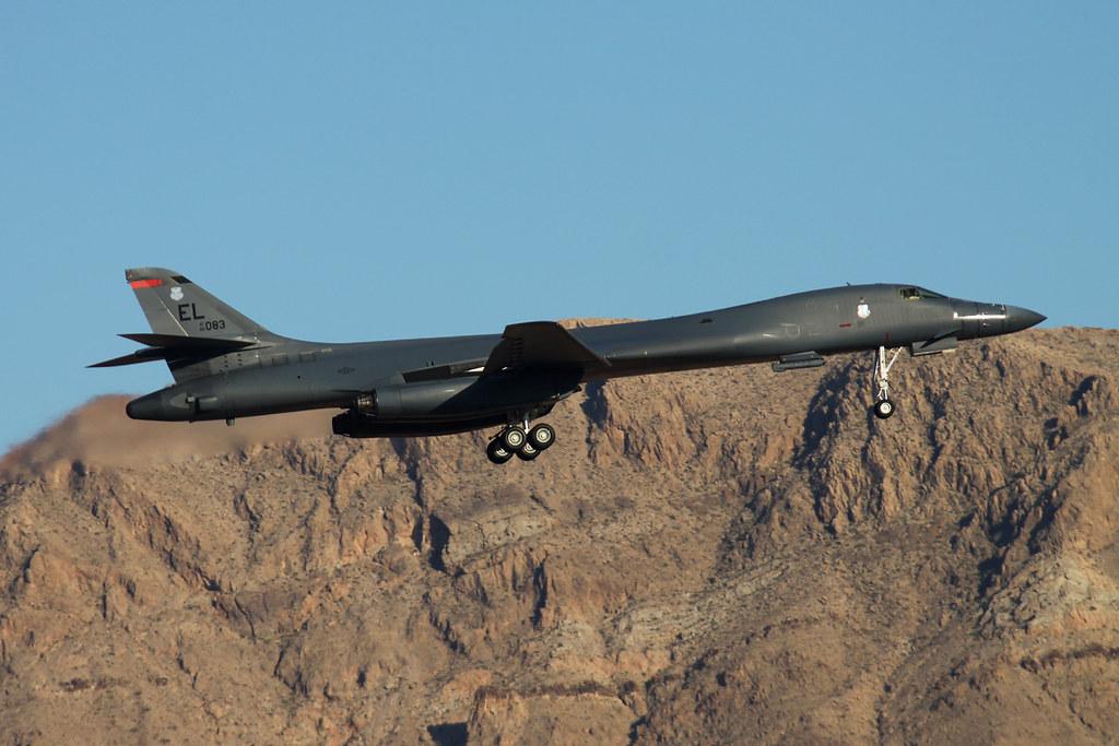 B-1B 85-0083