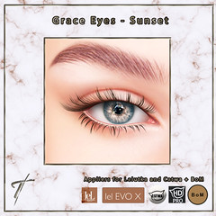 Tville - Grace Eyes *sunset*