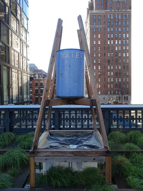 202104120 New York City Chelsea High Line