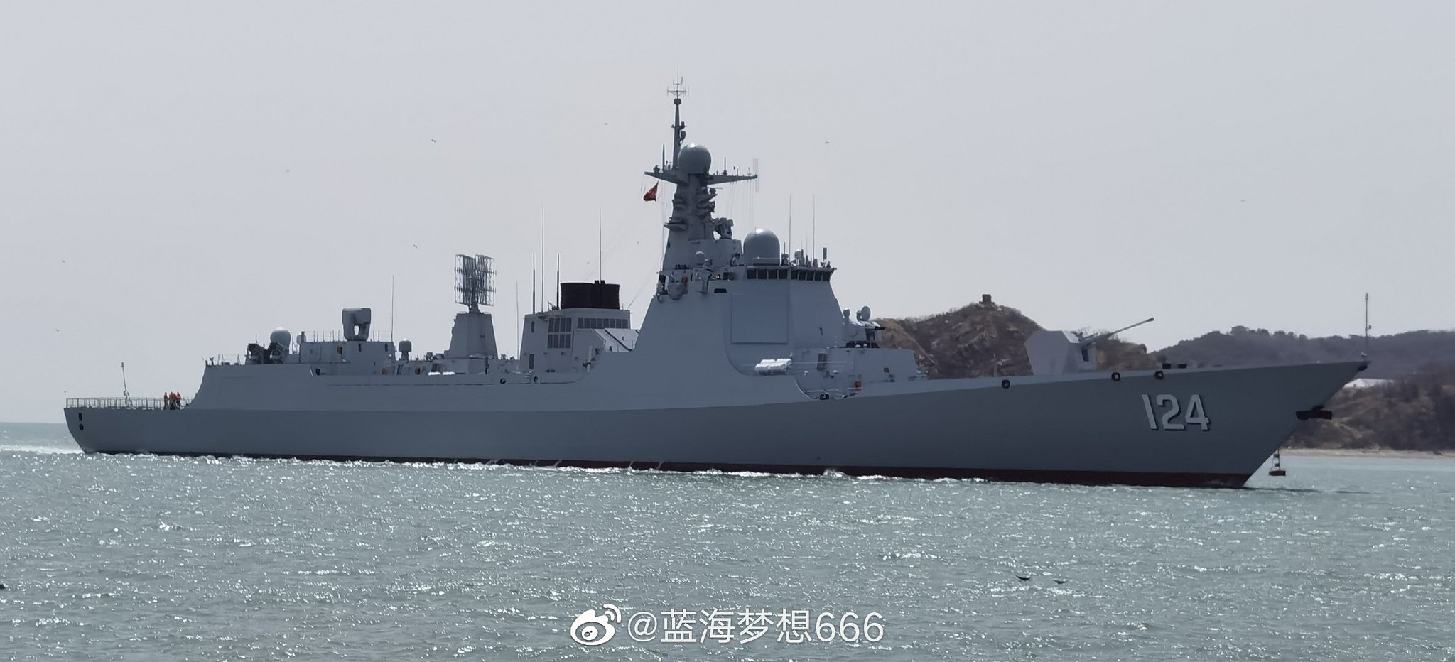 PLA Navy and Naval Air Force - Page 26 51121003520_59d5f097fa_k