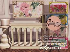 uK - Vibrant Spring Set - TSS April 17th