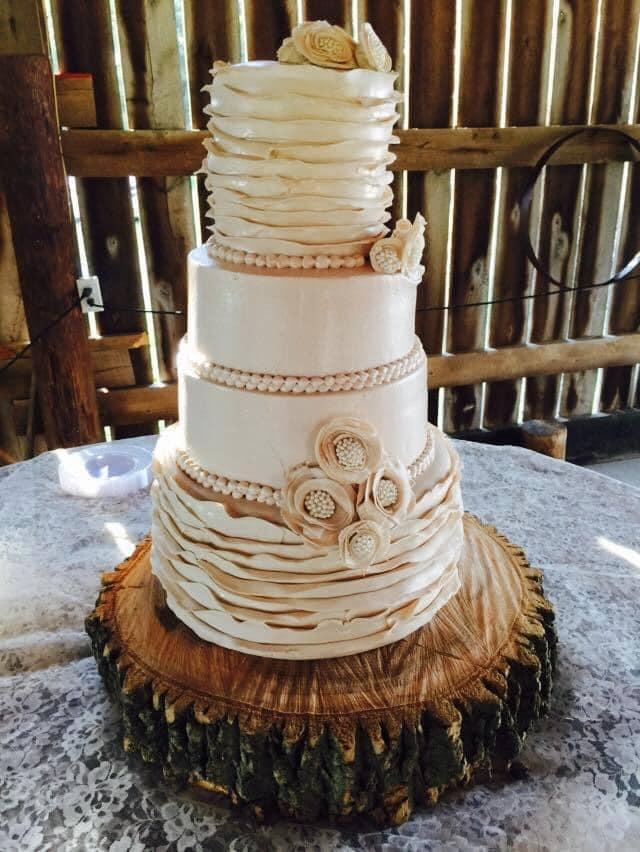 Cake by Yolonda Newman Duncan