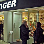 Tiger store at St George's Shopping Centre in Preston