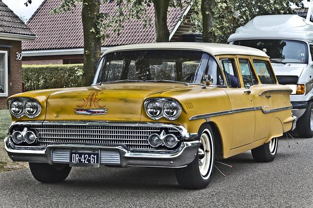 Chevrolet Yeoman Station Wagon 1958 (8769)